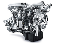 DAF announces Euro 6 engines with common rail