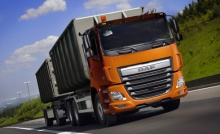 DAF further expands new Euro 6 CF and XF series