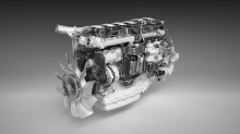 Scania: New 450 hp engine with SCR only