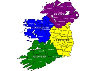 Ireland: The unique post code for each address.
